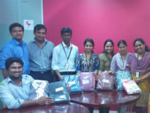 Drivestream Social Responsibility  - India Office
